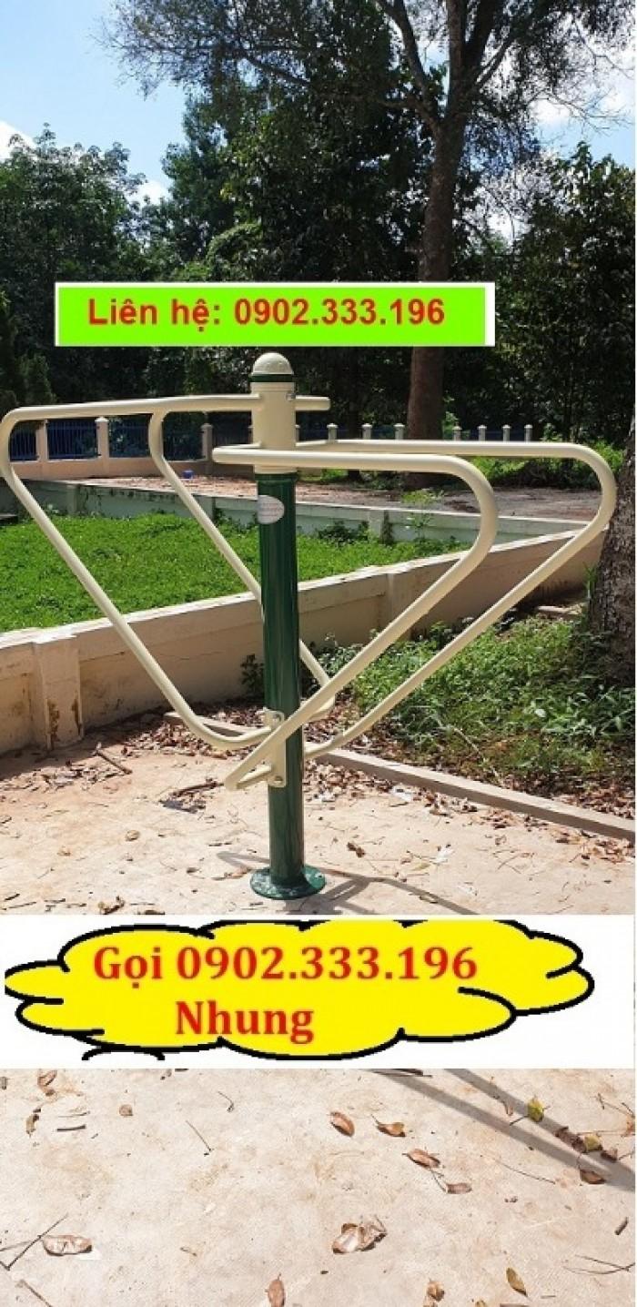 Chuyên cung cấp dụng cụ tập thể dục công viên giá rẻ7