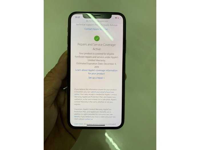 Iphone X 64gb đen lock đẹp 99% đã sử dụng