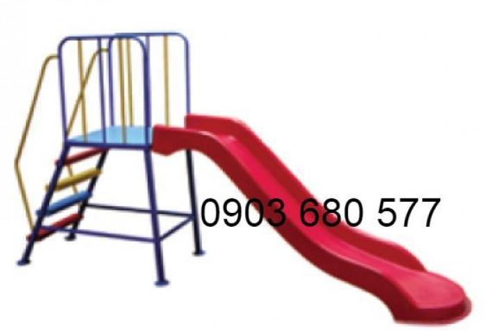 Chuyên nhập khẩu, sản xuất và cung cấp cầu trượt đơn dành cho trẻ em0