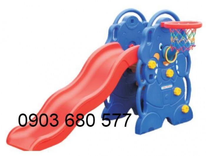 Chuyên nhập khẩu, sản xuất và cung cấp cầu trượt đơn dành cho trẻ em4