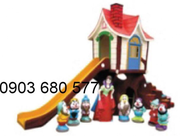 Chuyên nhập khẩu, sản xuất và cung cấp cầu trượt đơn dành cho trẻ em2