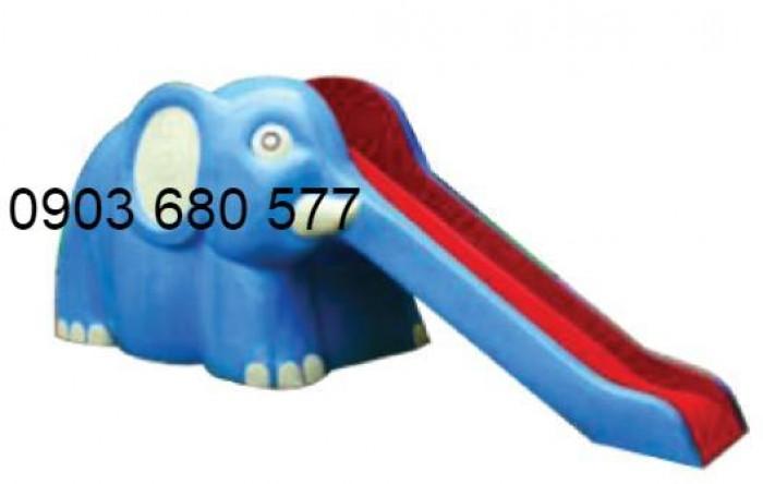 Chuyên nhập khẩu, sản xuất và cung cấp cầu trượt đơn dành cho trẻ em5
