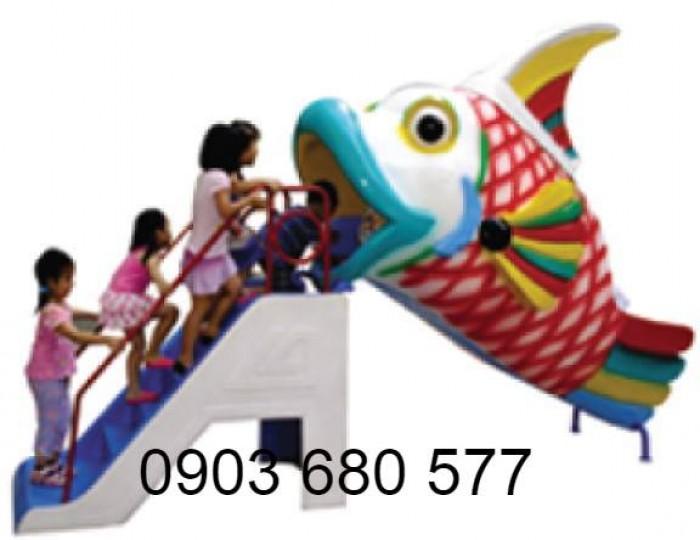 Chuyên nhập khẩu, sản xuất và cung cấp cầu trượt đơn dành cho trẻ em12