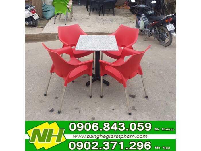 bàn ghế nhựa cafe Nội thất nguyễn hoàng1