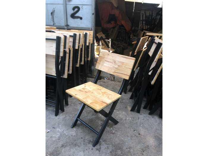 ghế gỗ quán ăn nội thất nguyễn hoàng1