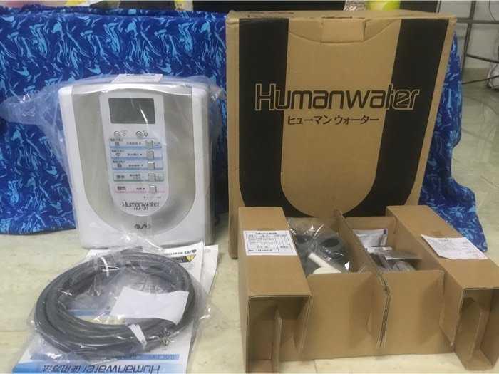 máy lọc nước ion kiềm OSG HU1210