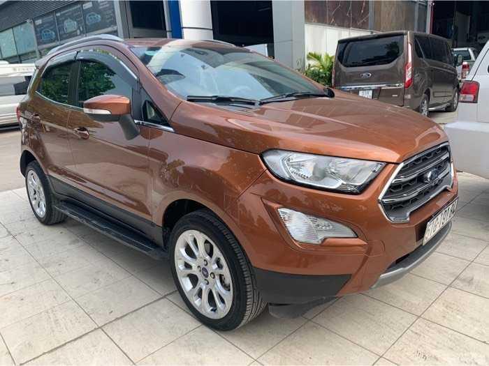 Ford Ecosport titanium 1.5L0