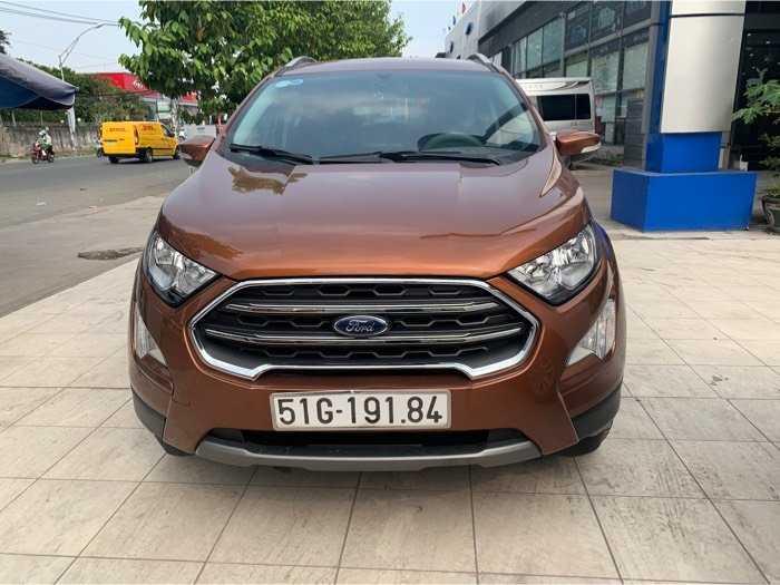 Ford Ecosport titanium 1.5L1