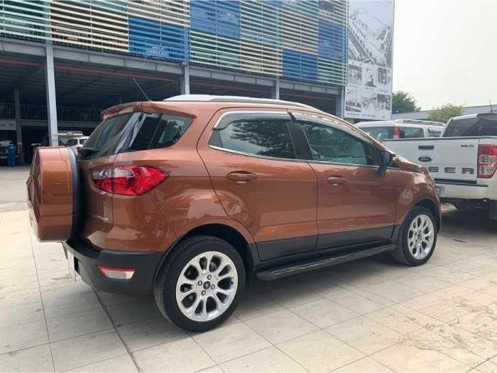 Ford Ecosport titanium 1.5L2