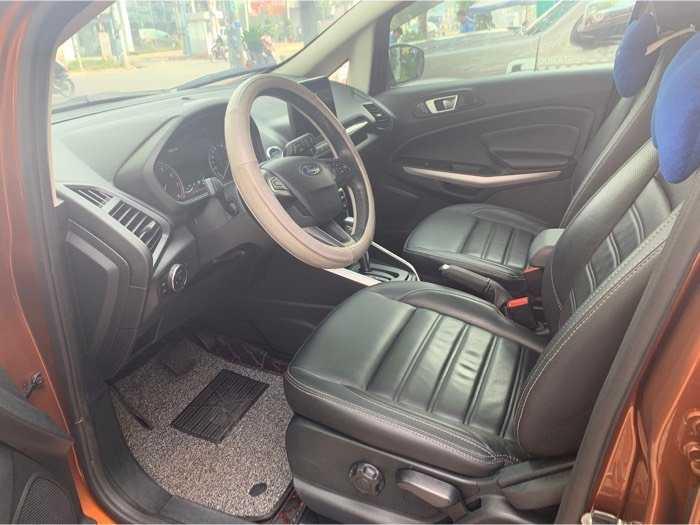 Ford Ecosport titanium 1.5L3