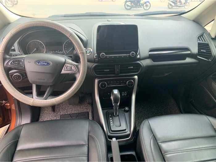 Ford Ecosport titanium 1.5L4