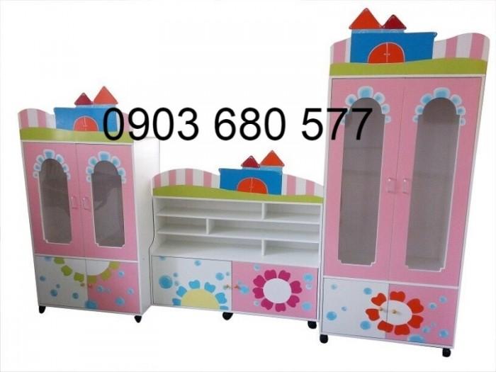 Cần bán tủ mầm non giá rẻ, uy tín, chất lượng nhất cho trẻ em9