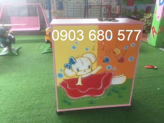 Cần bán tủ mầm non giá rẻ, uy tín, chất lượng nhất cho trẻ em16
