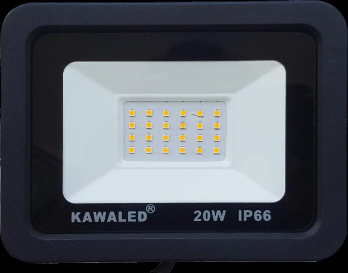 Đèn Led Pha Đổi Màu FL20w - RGB1