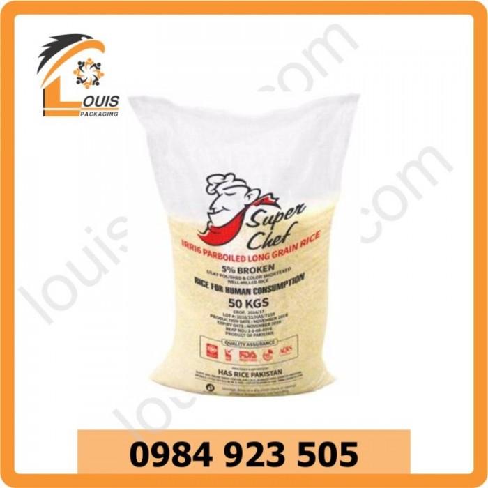 Bao bì đựng gạo xuất khẩu - nội địa0