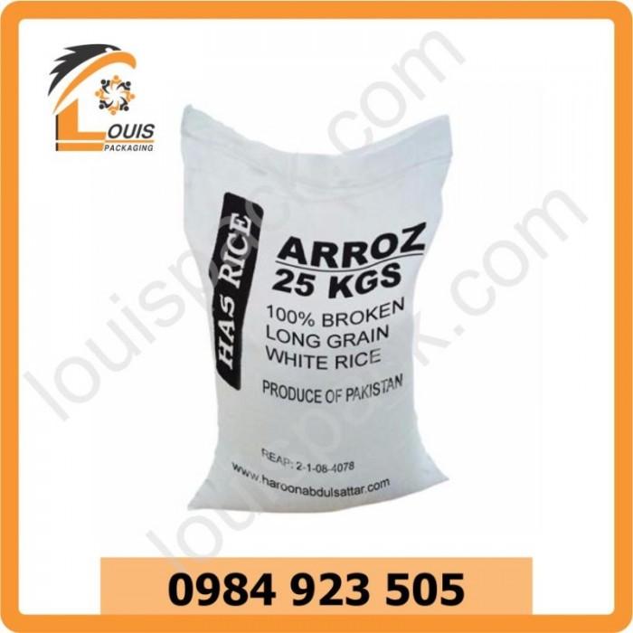 Bao bì đựng gạo xuất khẩu - nội địa2