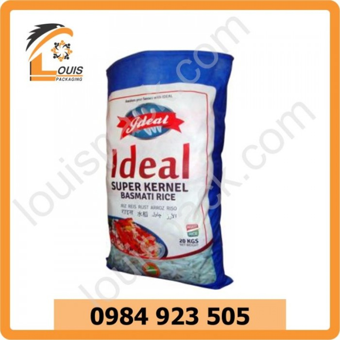 Bao bì đựng gạo xuất khẩu - nội địa4
