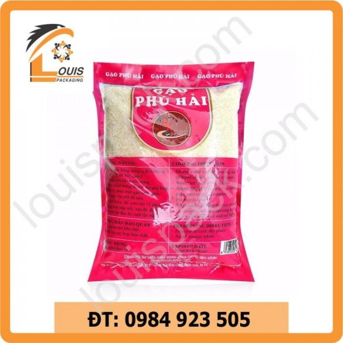Bao bì đựng gạo xuất khẩu - nội địa1