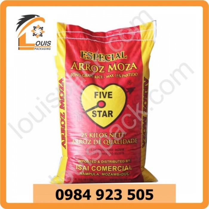 Bao bì đựng gạo xuất khẩu - nội địa7