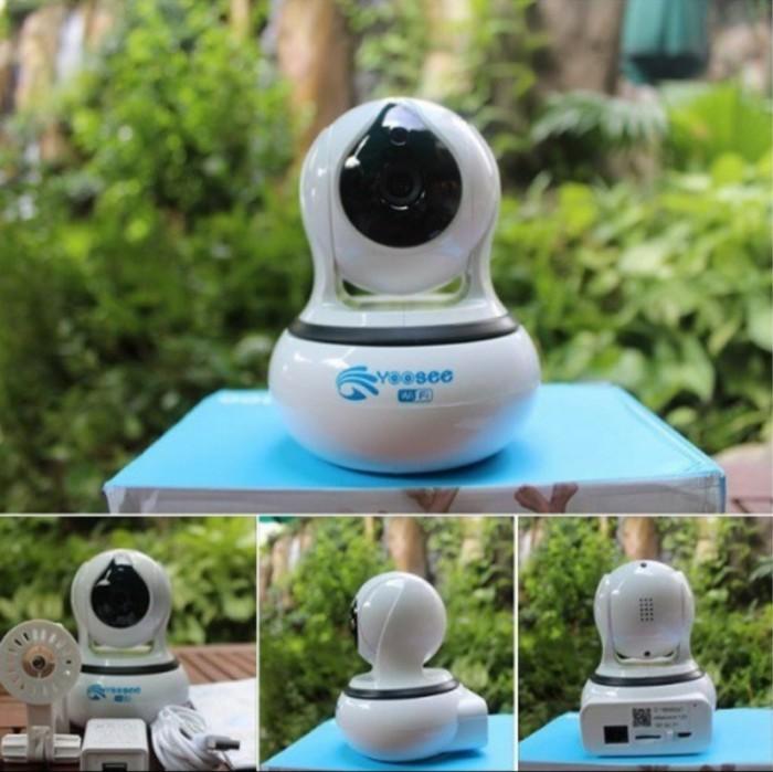 Camera wifi an ninh xem qua điện thoại mẫu 20182