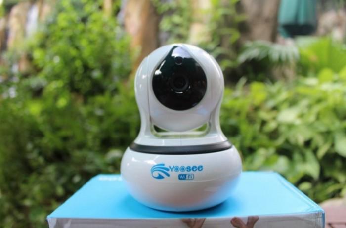 Camera wifi an ninh xem qua điện thoại mẫu 20181