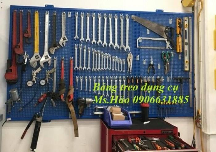 Giá treo đồ sửa chữa xe, giá treo dụng cụ, bảng treo đồ nghề11