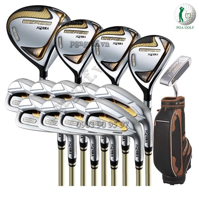 Bộ Gậy Golf Honma New Beres 07 2 sao 20200