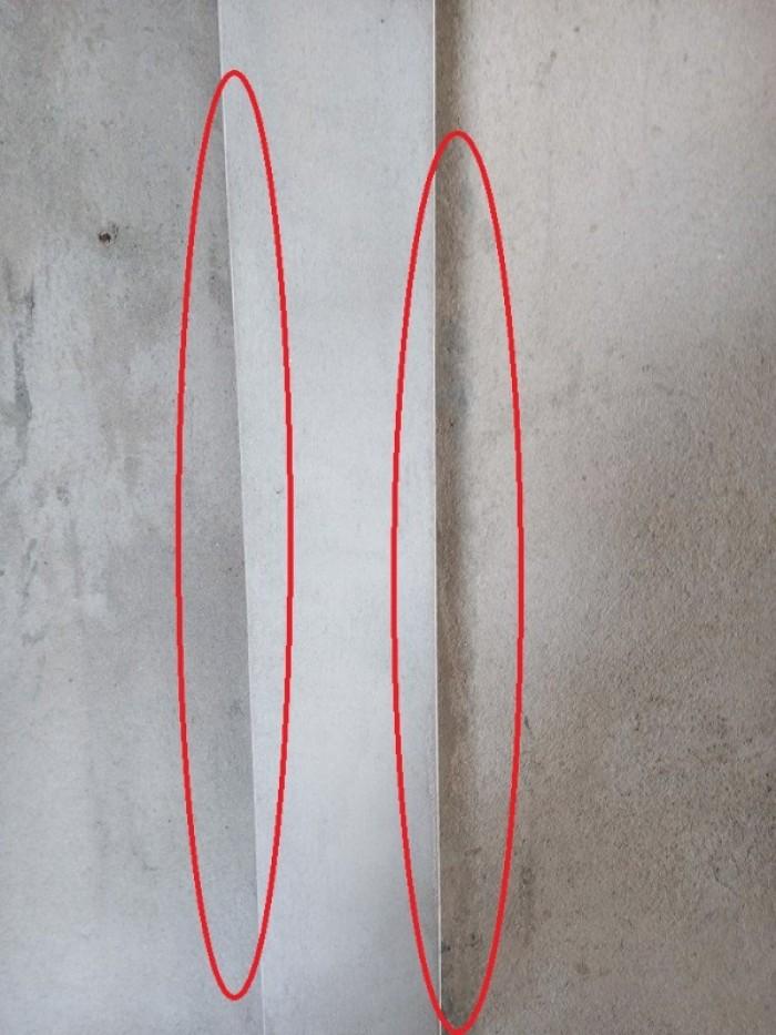 Nẹp nhựa tô góc - Nẹp tô thẳng góc - Nẹp nhựa tô trát góc dương - Nẹp góc nhựa - Nẹp nhựa - Nẹp hoàn thiện8