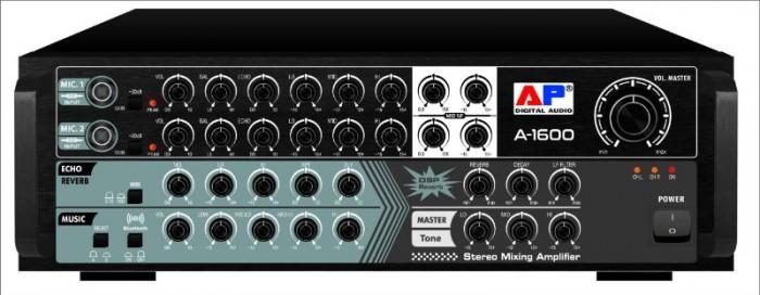Amply AP Bluetooth A-1600 Sản Phẩm Cao Cấp3