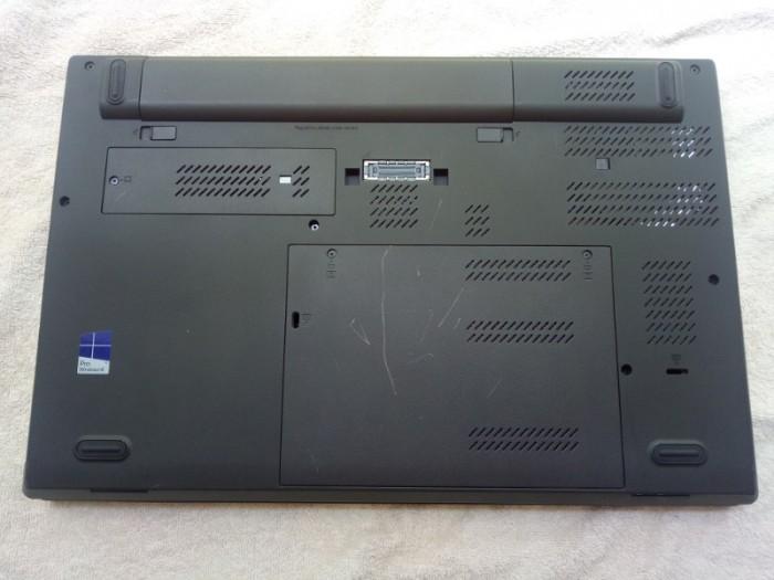 Lenovo Thinkpad T540p -i5 4200M, 8G, 250G SSD, 15inch, webcam, wwan 3G, máy đẹp1
