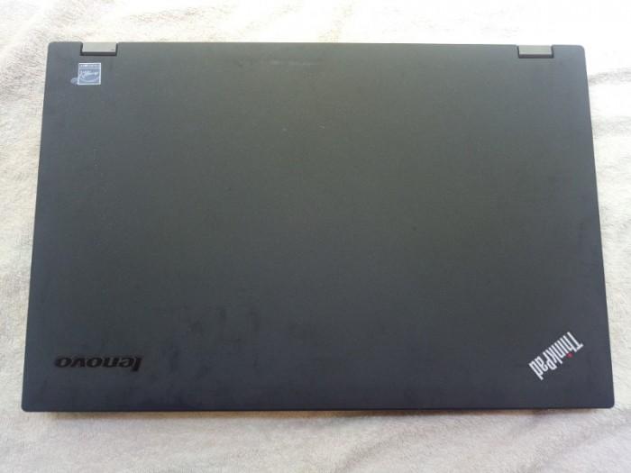 Lenovo Thinkpad T540p -i5 4200M, 8G, 250G SSD, 15inch, webcam, wwan 3G, máy đẹp2