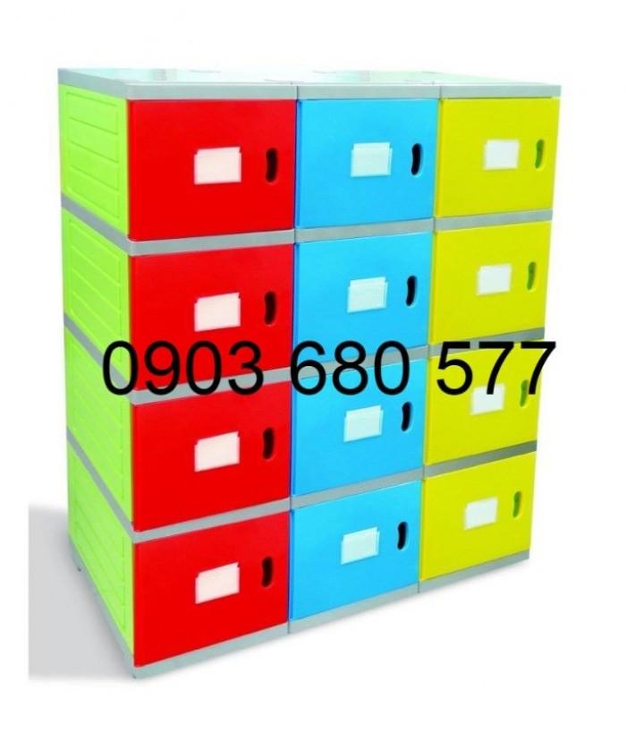 Chuyên bán tủ gỗ, tủ nhựa dành cho trường mầm non, lớp mẫu giáo, gia đình22