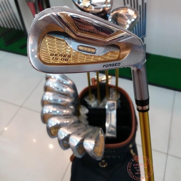Bộ gậy golf Honma 3 sao S-06 Giá Siêu Tốt dịp cuối năm