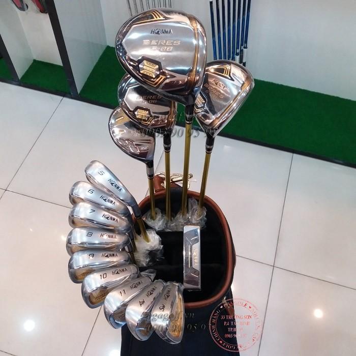 Bộ gậy golf Honma 3 sao S-06 Giá Tôt Nhất Lịch Sử