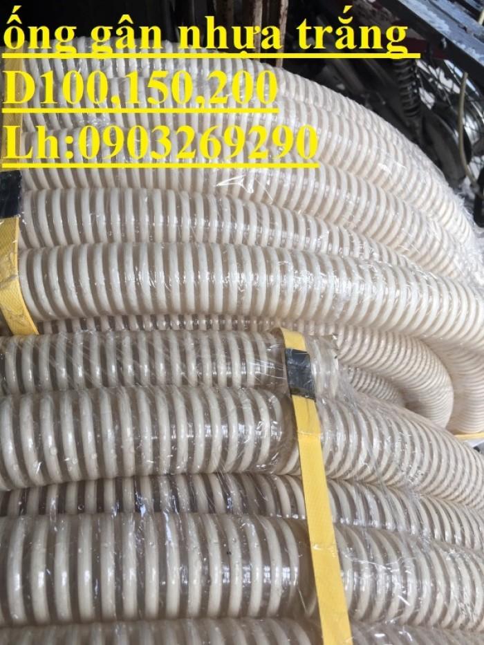 Phân phối toàn quốc ống cổ trâu gân nhựa dẫn hạt nhựa - bụi khí - nhiệt - cát - bùn - nưới  ( chất liệu PVc6