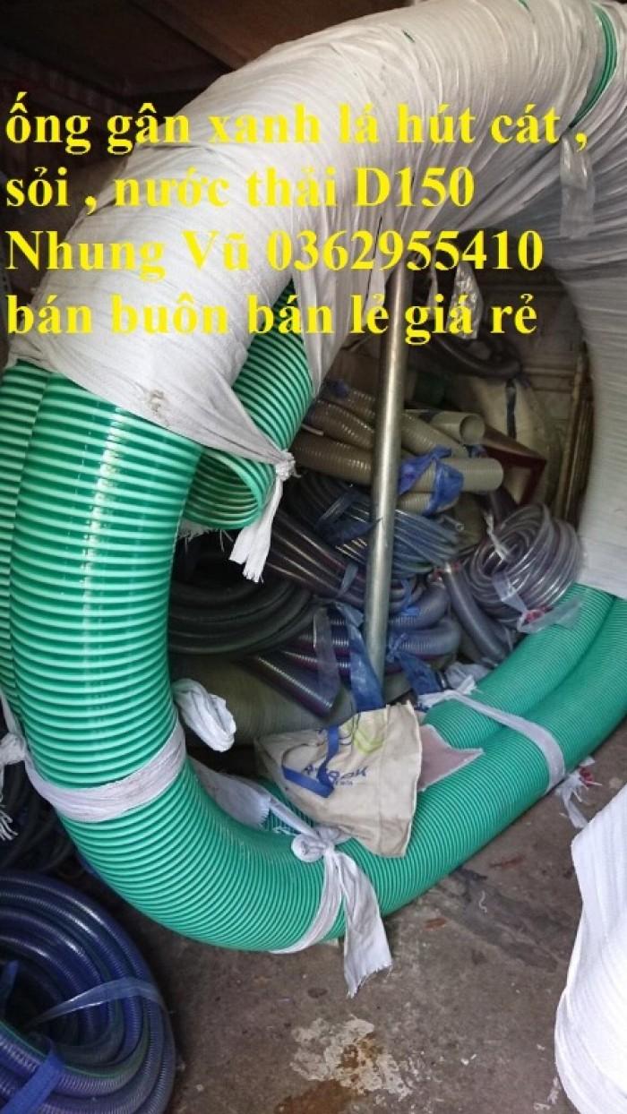 Phân phối toàn quốc ống cổ trâu gân nhựa dẫn hạt nhựa - bụi khí - nhiệt - cát - bùn - nưới  ( chất liệu PVc9