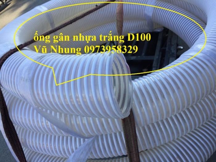 Phân phối toàn quốc ống cổ trâu gân nhựa dẫn hạt nhựa - bụi khí - nhiệt - cát - bùn - nưới  ( chất liệu PVc10