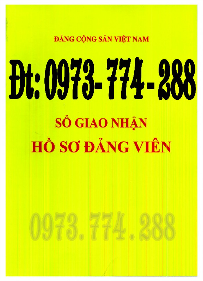 Bán Sổ họp chi bộ giá rẻ chất lượng uy tín tại Hà Nội5