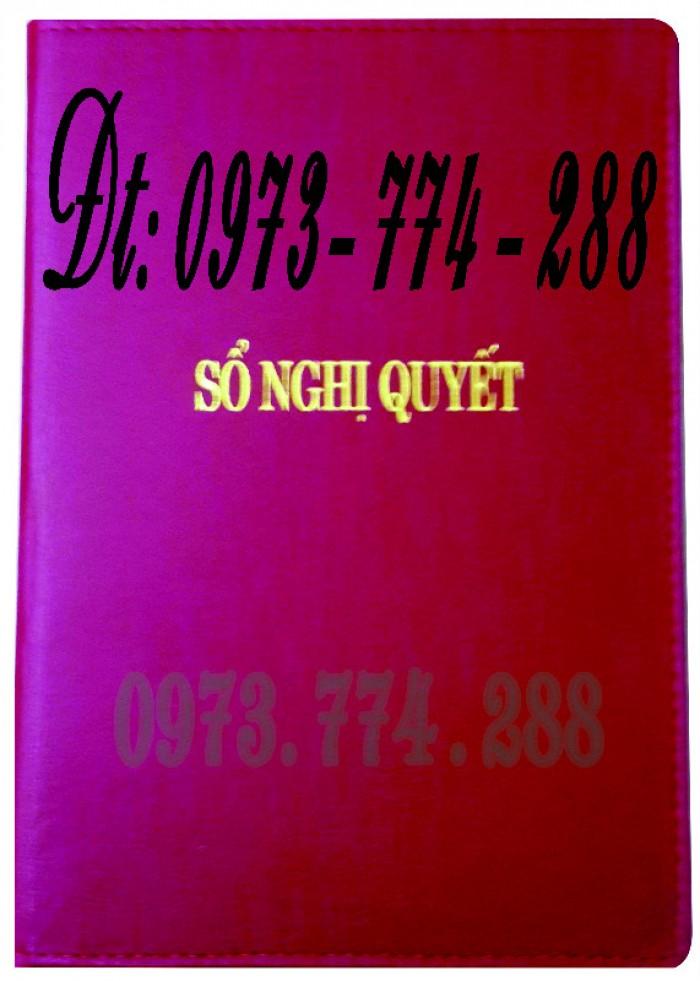 Bán Sổ họp chi bộ giá rẻ chất lượng uy tín tại Hà Nội12