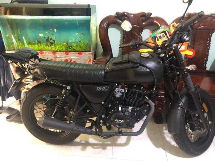 Chính chủ cần bán gấp xe moto GPX Thái lan 150