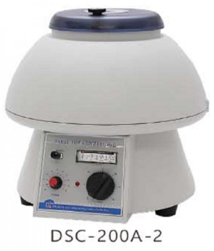 Model: DSC-200A-2: Máy li tâm hiện số Tốc độ tối đa: 6000 v/phút 2