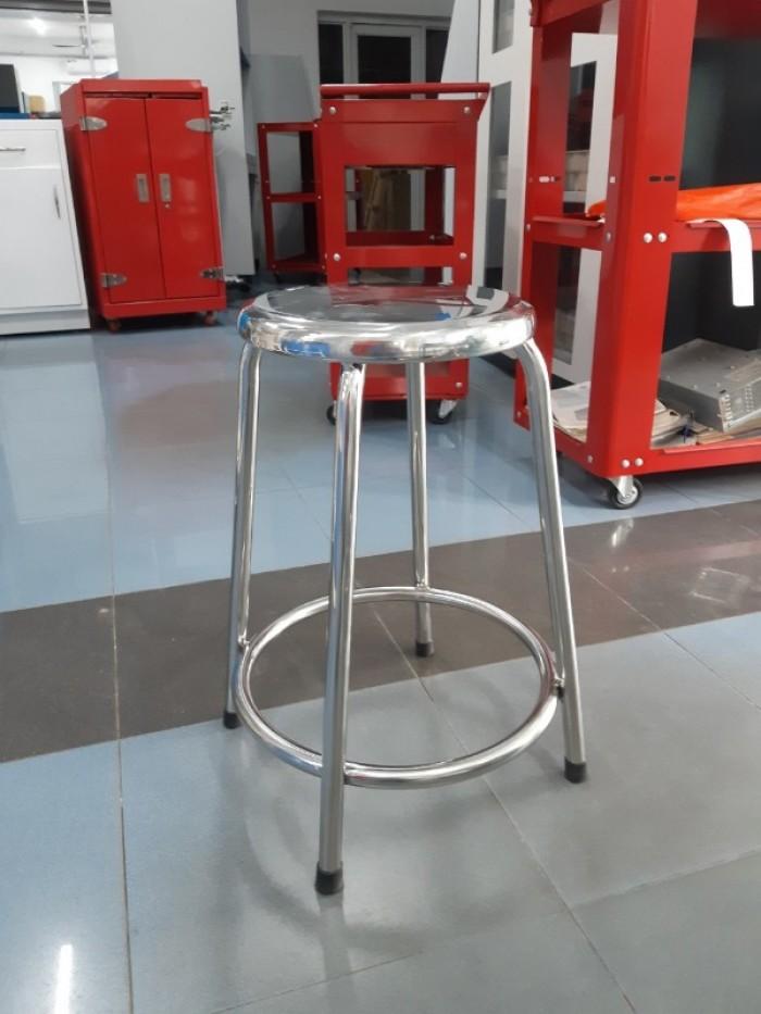 Ghế thí nghiệm inox 304 - Mới 100% - Hàng có sẵn3