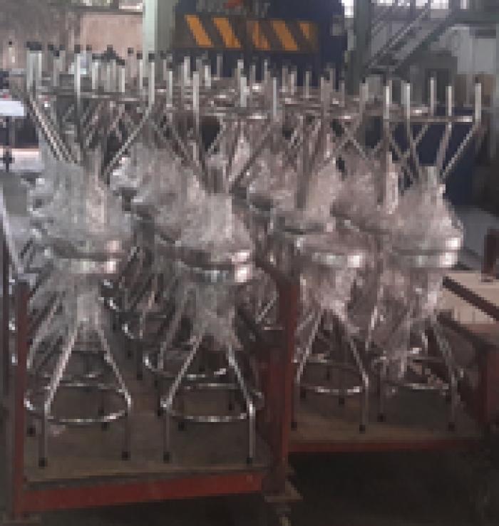 Ghế thí nghiệm inox 304 - Mới 100% - Hàng có sẵn4