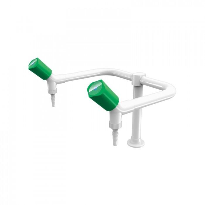 Vòi rửa thí nghiệm 1-2-3 nhánh Tofkeen - Hàng có sẵn2