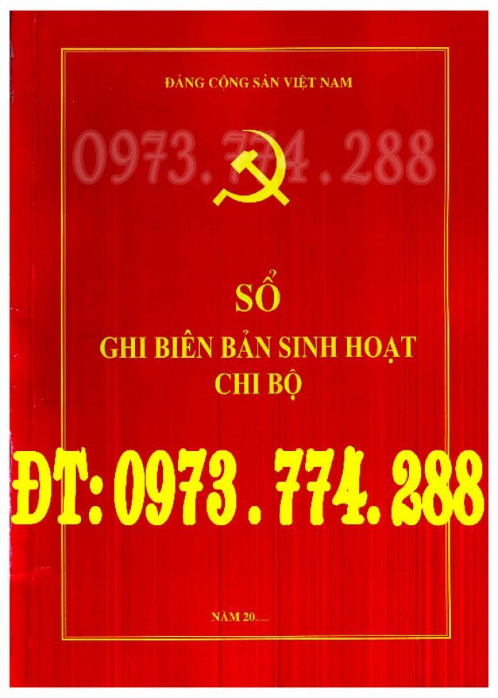 Sổ theo dõi kết nạp đảng viên, giá rẻ - chất lượng - uy tín tại Hà Nội6