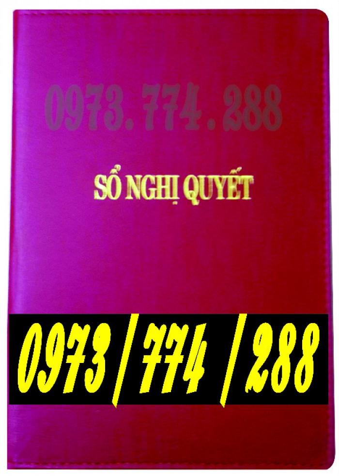 Sổ theo dõi kết nạp đảng viên, giá rẻ - chất lượng - uy tín tại Hà Nội9