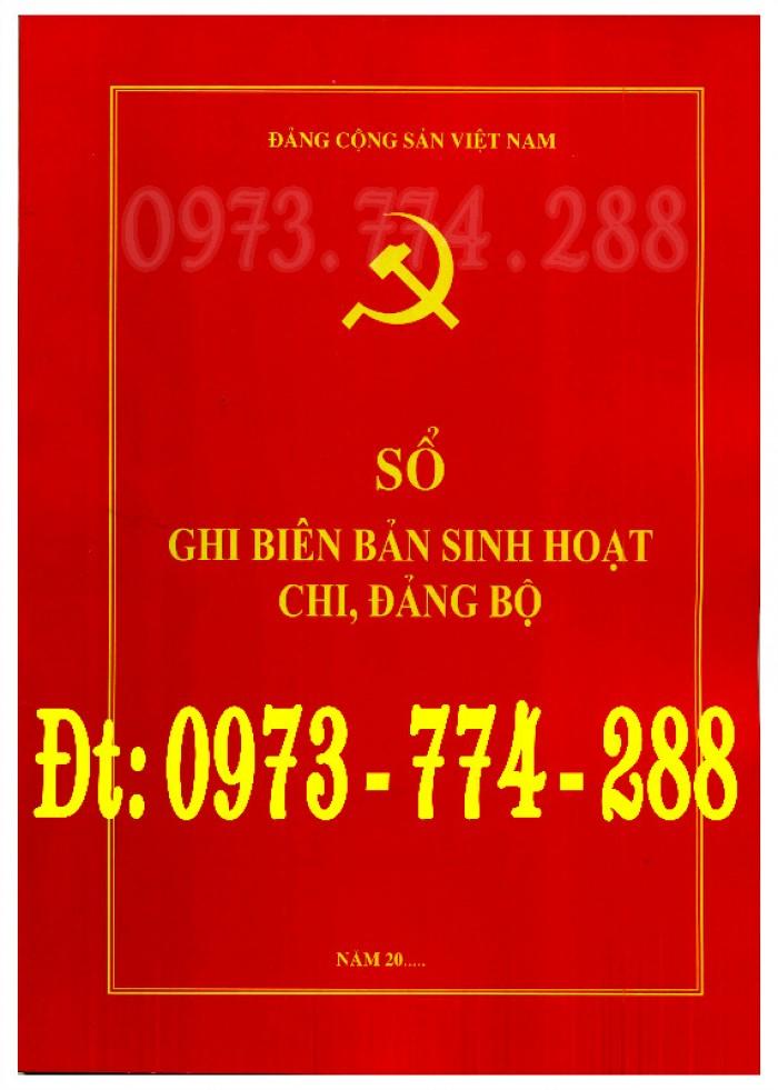Sổ Đảng viên dự bị, giá rẻ, chất lượng, uy tín tại Hà Nội6
