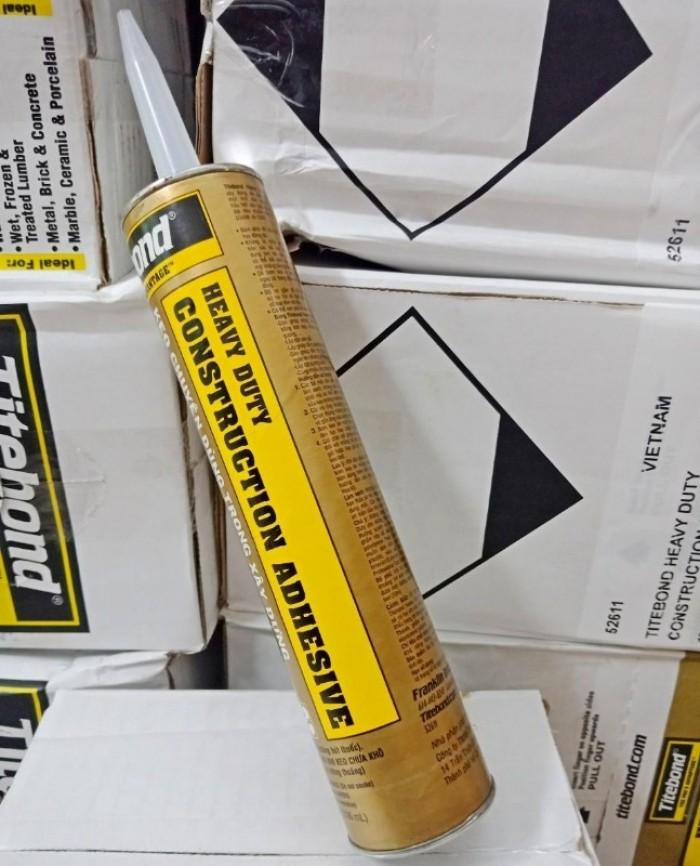 - Những vật dụng dán keo dán titebond heavy duty cần phải được bảo quản ở nơi...