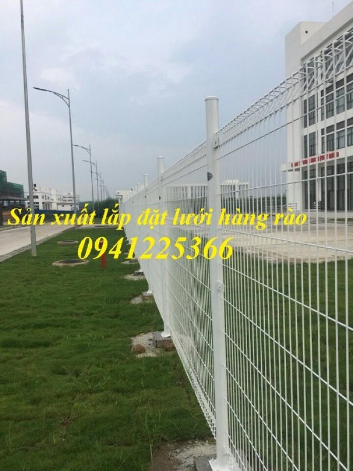 Đơn vị sản xuất lưới hàng rào uy tín, chất lượng tại Hà Nội0