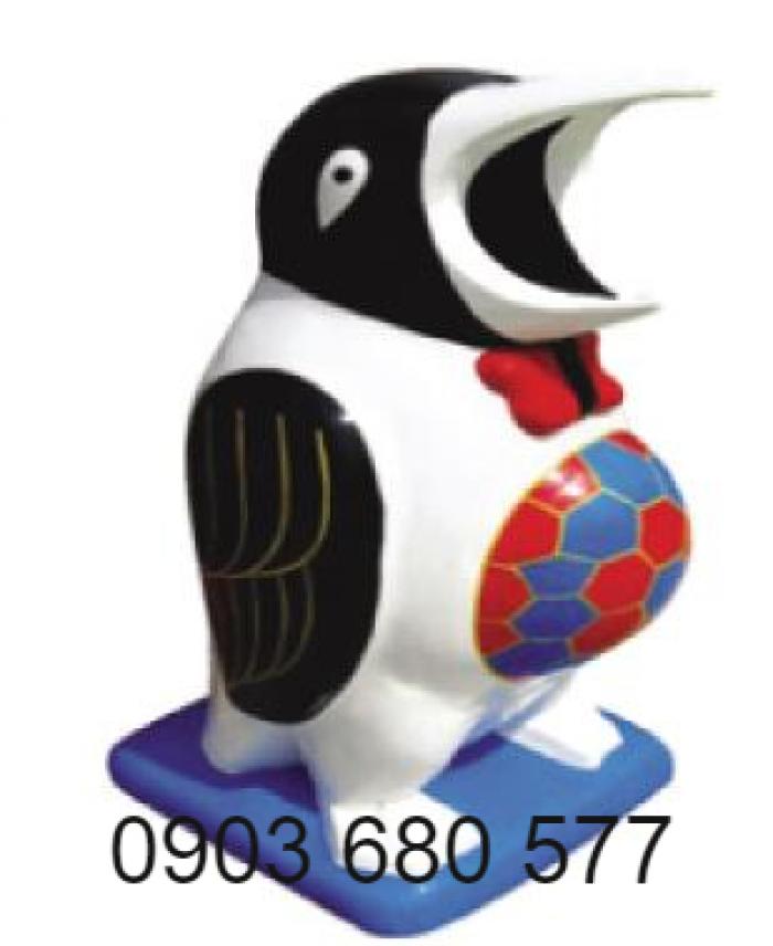 Cần bán thùng rác hình con vật đáng yêu giá rẻ, chất lượng cao2